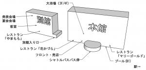 館内図3D